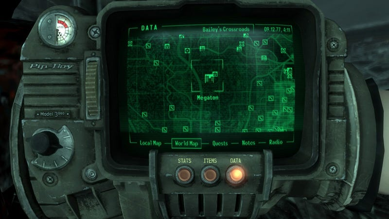Illustration for article titled Three Things That Make Fallout 3 Special