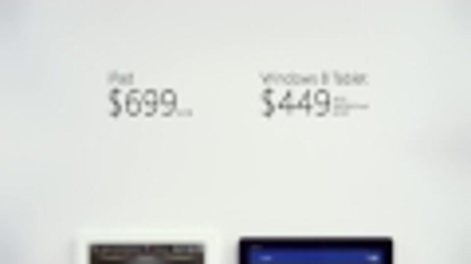 Microsoft se burla de Siri y el iPad en un genial anuncio