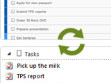 Illustration for article titled MilkSync Ties Remember the Milk into Outlook Tasks