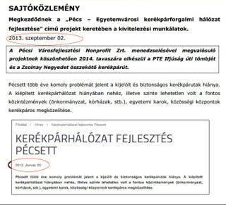 Illustration for article titled Szóról szóra a tavalyi sajtóközleményt adtak ki újra
