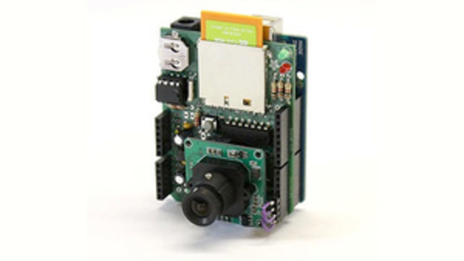 Build Your Own Tiny Wi Fi Camera Microcontroller Based Electronic Eye Controlled Security System