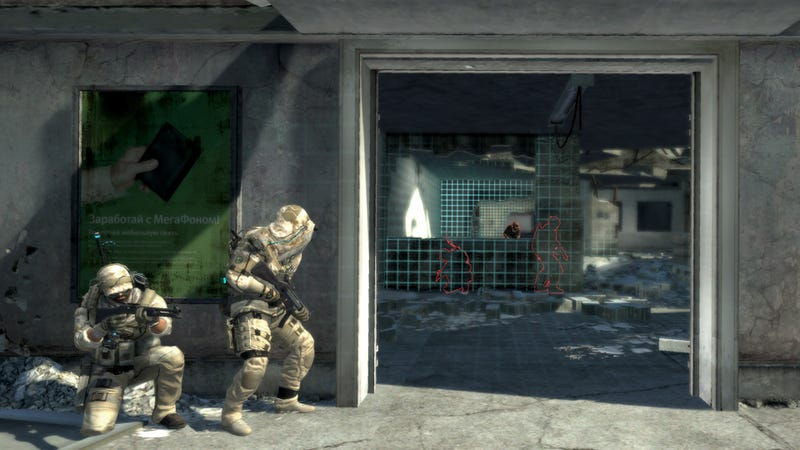 Illustration for article titled Ghost Recon Online Screens