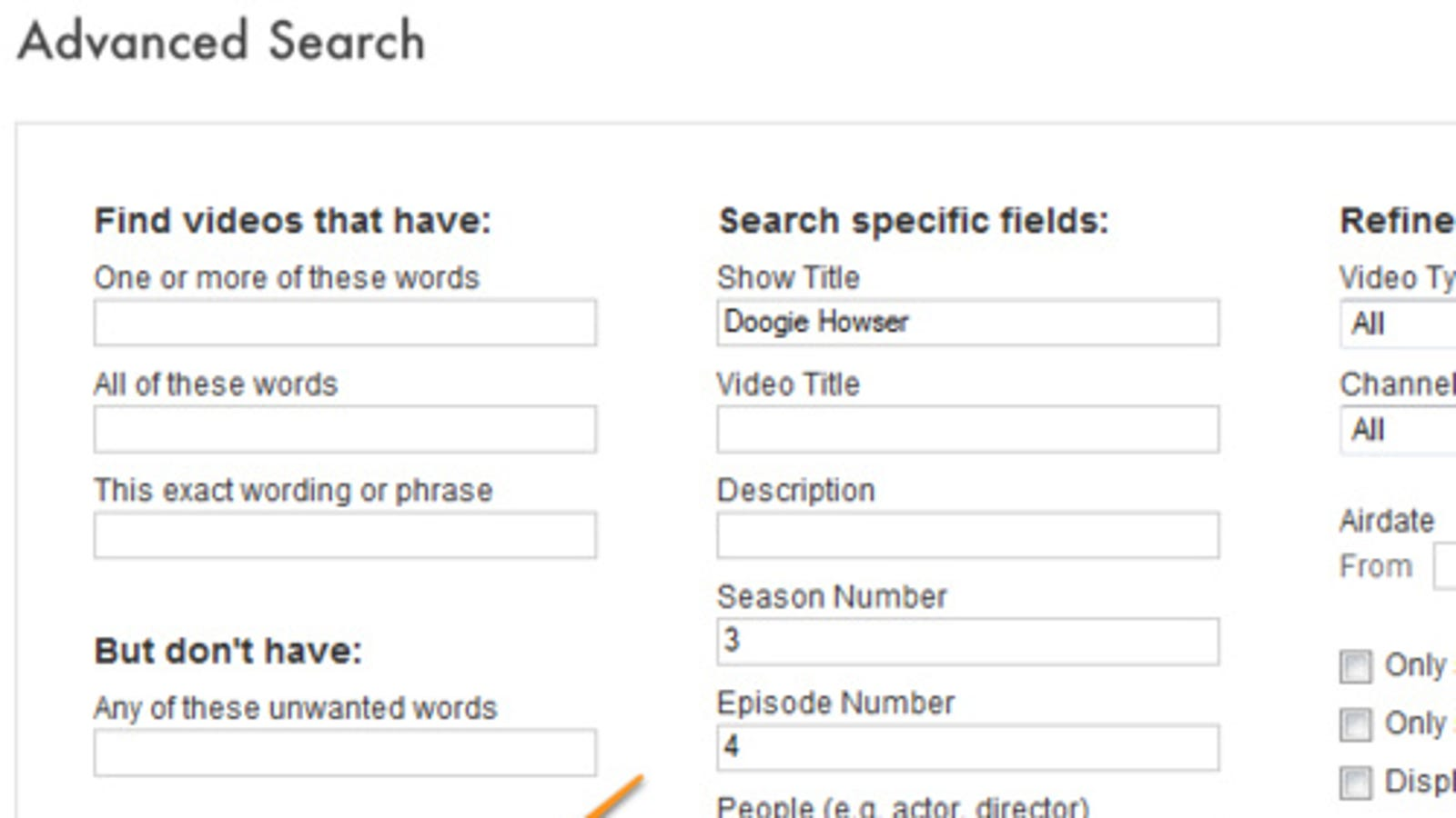 Hulu Advanced Search Helps You Find Specific Episodes More