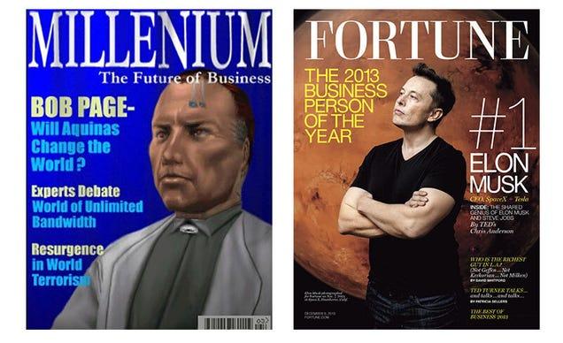 The Internet Agrees That Elon Musk Is Deus Ex s Trillionaire Villain, Not JC Denton