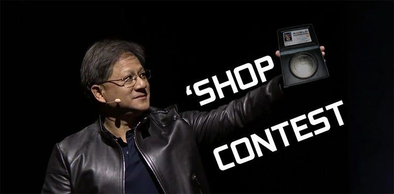 Illustration for article titled Kotaku 'Shop Contest: Agents Of Nvidia Shield