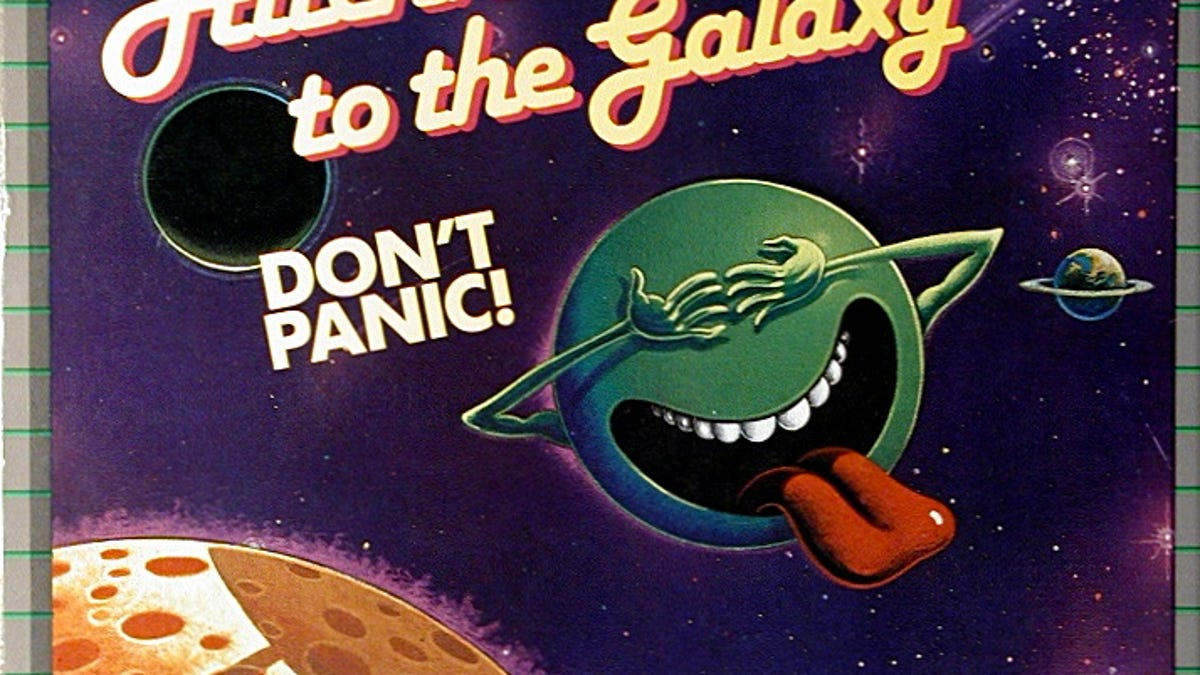 TV's Hitchhiker's Guide's penultimate episode dined with freaky aliens,  then blew up the universe