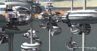 Illustration for article titled Marine Research Facility Designed Using Star Wars Films