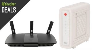 Illustration for article titled Router and Modem Combo Pack, SSDs of All Sizes, WeMo Switch [Deals]