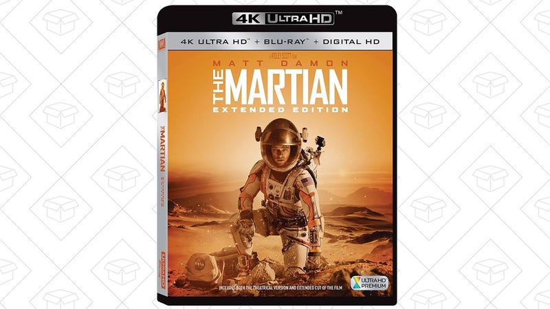 The Martian: Extended Edition, $13