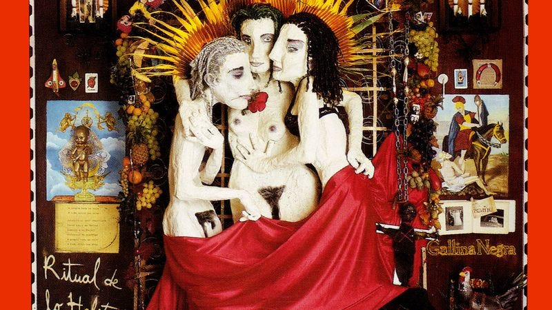 Illustration for article titled Read This: Dave Navarro and Perry Farrell's deconstruction of Ritual De Lo Habitual