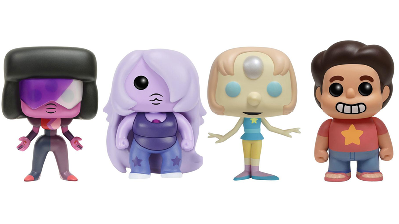The Crystal Gems Are Cuter Than Ever In Funko S Amazing