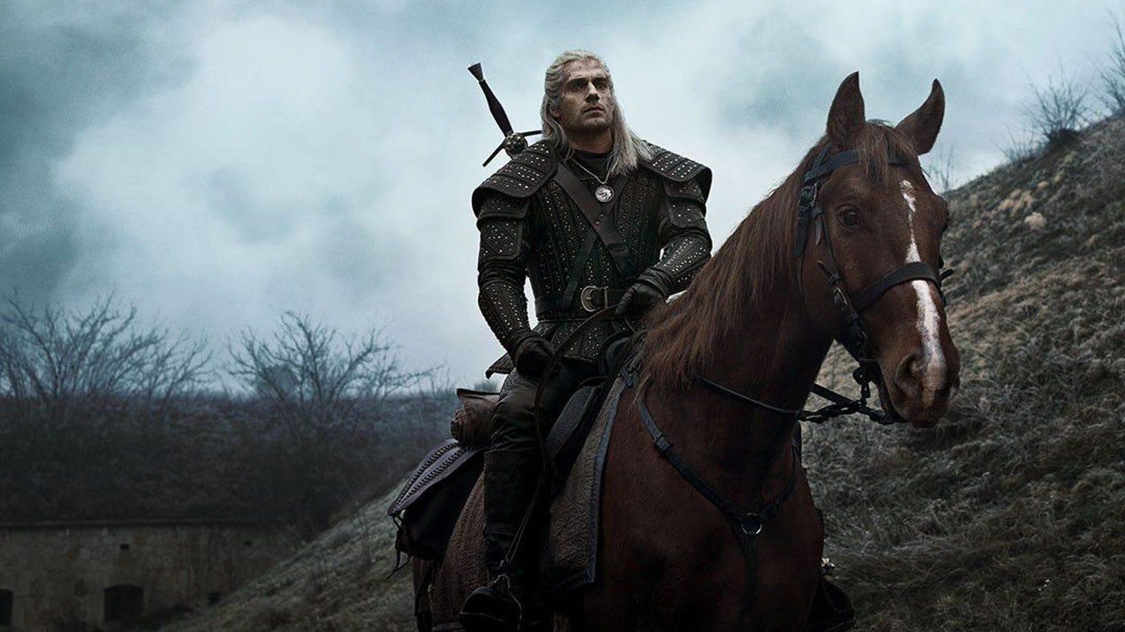 Netflix revela por error la fecha de estreno de la serie The Witcher