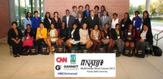 CNN  is listed as a sponsor of the  2012  NABJ Multimedia Short Course at  Florida A&M University, a three-day intensive journalism workshop.NABJ