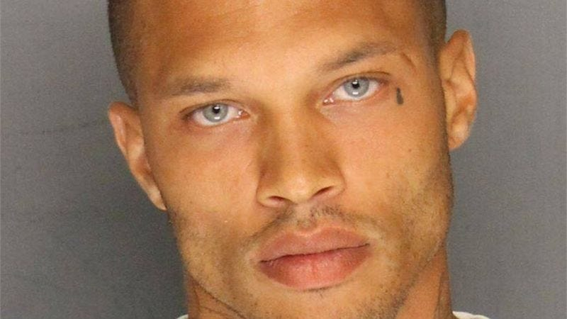 Illustration for article titled An Important Update on Hot Felon Jeremy Meeks