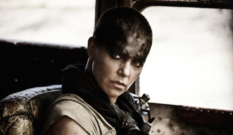 Illustration for article titled The New Mad Max Film Is So Feminist My Scrotum Killed Itself
