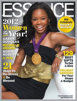 Illustration for article titled Gabby Douglas Is One of Essence's Women of the Year