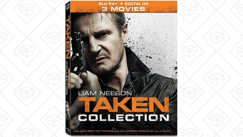 Taken 3-Movie Collection, $15