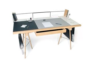 Illustration for article titled Homework Is One Modular, Customizable, Totally Kickass Table