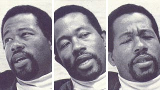 Illustration for article titled Eldridge Cleaver: A Candid Conversation with the Black Panther Leader