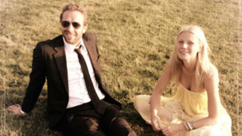 Illustration for article titled New Coldplay album to feature Gwyneth Paltrow, Beyoncé's baby