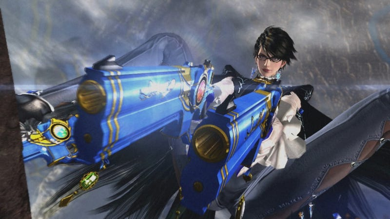 Illustration for article titled I Didn't Expect To Like Bayonetta 2 So Much