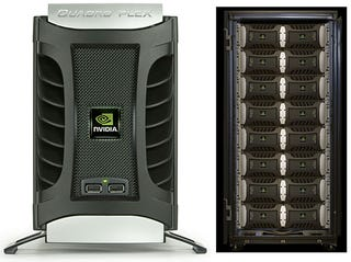 Illustration for article titled NVIDIA Announces Quadro Plex, Monster Graphics for Pros
