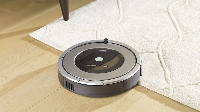 iRobot Roomba 860 Robotic Vacuum (Certified Refurbished) | $280 | Amazon