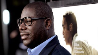 Director Steve McQueen arrives at the premiere of 12 Years a Slave at the Directors Guild on Oct. 14, 2013, in Los Angeles.Kevin Winter/Getty Images