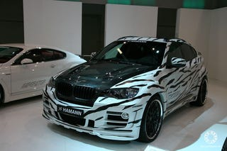 Illustration for article titled Hamann BMW X6 Tycoon EVO