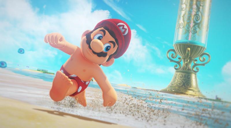 Super Mario Odyssey, $48 para miembros de Prime