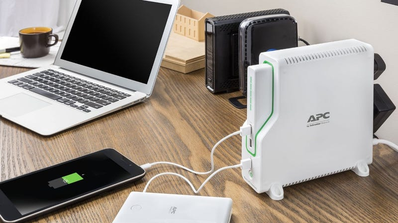 APC Back-UPS Connect UPS, $60 for Prime members