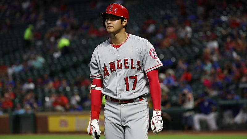 Illustration for article titled Aw Fuck, Shohei Ohtani Needs Tommy John Surgery