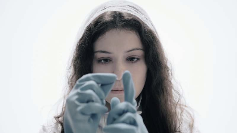 Illustration for article titled Tatiana Maslany gets cult-leader creepy in the new Son Lux video