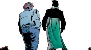 Illustration for article titled We Are Such Little Men: Garth Ennis and John McCrea's Hitman