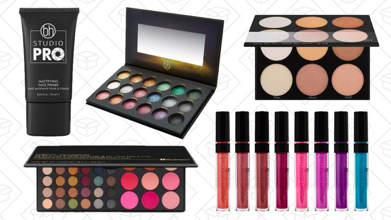 BOGO sitewide at BH Cosmetics