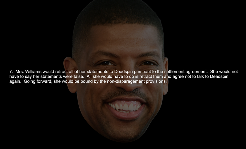 Illustration for article titled Kevin Johnson Wants Certain People To Not Talk About Kevin Johnson