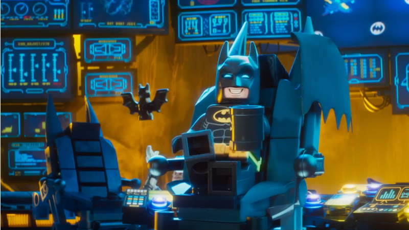 Illustration for article titled Lego Batman Explains Why He Got His Own Movie: It's Because He's Awesome