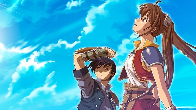 Illustration for article titled Oh My God, XSEED Is Teasing Trails in the Sky Chapter Two