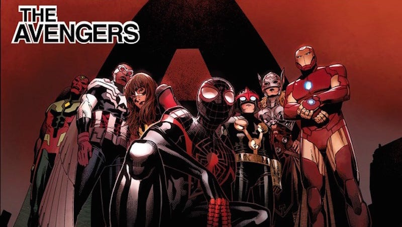 Illustration for article titled The Avengers Need to Figure Out How to Be Avengers Again