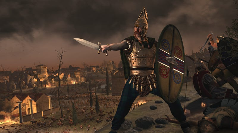 Illustration for article titled Total War: Rome II Still Kinda Sucks