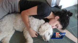 Illustration for article titled Boston Bombing Survivor Kicked Out of TJ Maxx Over Service Dog