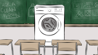 Illustration for article titled Laundry School Is Now In Session