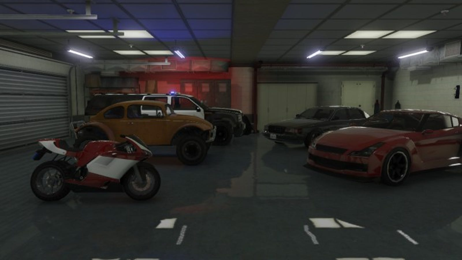 Let's See Your GTA Online Garage