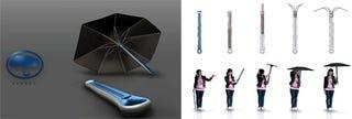 Illustration for article titled Sprout Umbrella Design