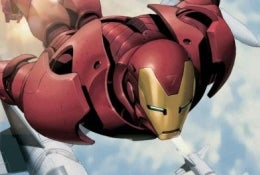Illustration for article titled Invincible Iron Man Shows The Future Of Men Of Steel