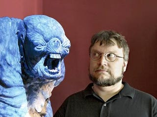 Illustration for article titled Guillermo del Toro's next movie project will be announced at Comic Con