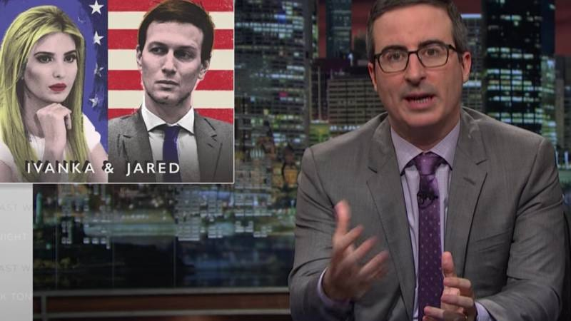 Screenshot: Last Week Tonight/YouTube