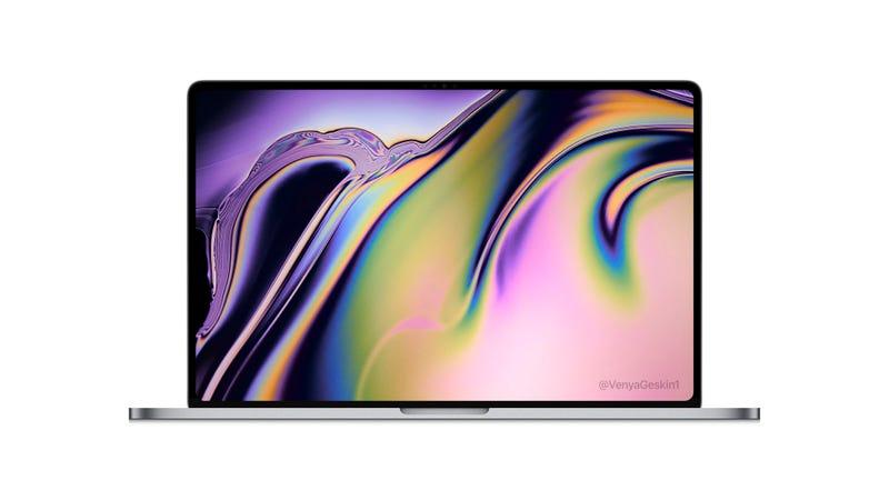 Illustration for article titled Si querías el nuevo MacBook Pro de 16 pulgadas, prepara la billetera