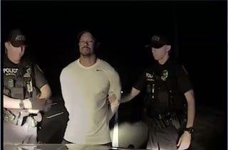arrest videos