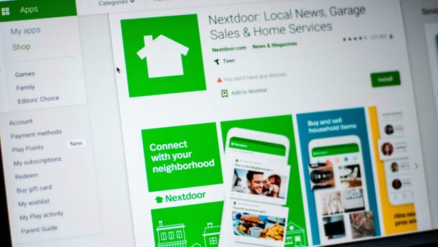 Nextdoor Drops  Forward to Police  Feature After Rampant Concerns of Racial Profiling